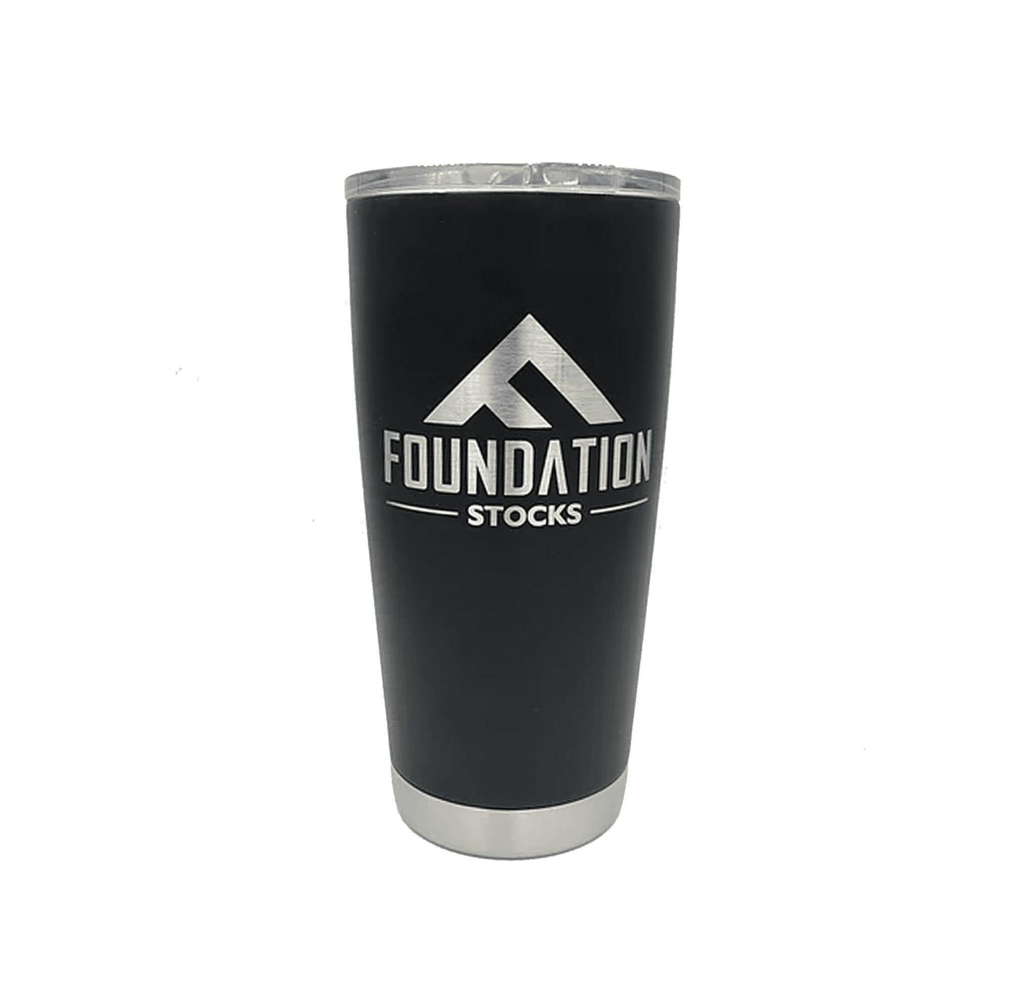 20oz Stainless Foundation Tumbler